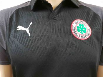 2019 Season Black Polo (Youth)